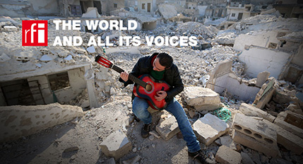 The world and all its voices